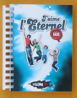 Illustration: J'aime l'Eternel KIDS (144 chants)