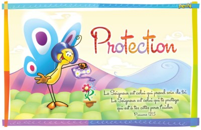 Protection - Poster PECHI