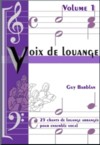 Illustration: Voix de louange (Vol 1)
