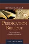 Illustration: Invitation à la prédication biblique