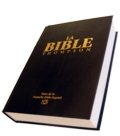 Illustration: Bible Thompson NBS sans onglets, couverture cartonnée, tranche blanche.