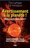 Illustration: Avertissement à la planète!
