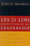 Illustration: Les 21 lois irréfutables du leadership (Prix baissé -25%) (5 ex)