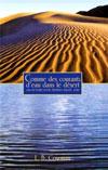 Illustration: Comme des courants d'eau dans le désert – 366 lectures pour méditer chaque jour