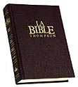 Bible Thompson / Cartonn�e grenat, sans onglets -