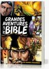 Illustration: Grandes aventures de la Bible En bandes dessinées