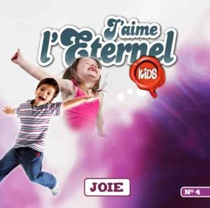 Illustration: J'aime l'Eternel - Kids n° 4 JOIE CD