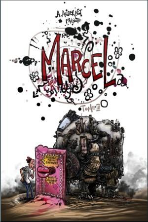 Illustration: BD MARCEL tome III
