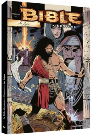 Illustration: La Bible «Kingstone» – Volume 4: Les Juges