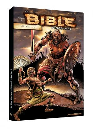 Illustration: La Bible «Kingstone» – Volume 5: Les Rois 1