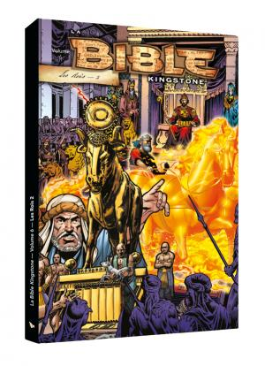 Illustration: La Bible «Kingstone» – Volume 6 Les Rois – 2
