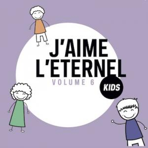 Illustration: J'aime l'Eternel - Kids n° 6 CD