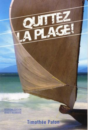 Illustration: Quittez la plage (1 ex)